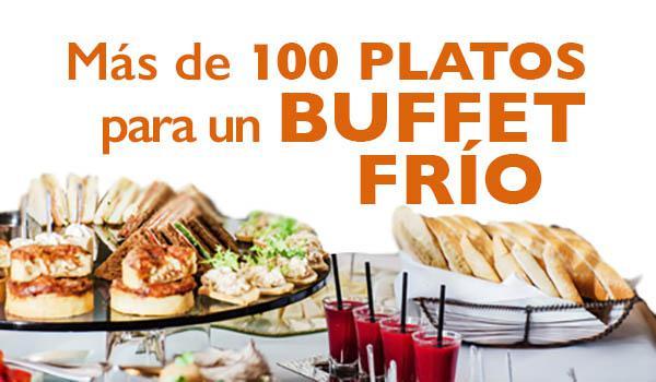 Recetas de buffet fr o de fiesta f ciles y r pidas for Comidas para sorprender