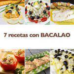 7 recetas con bacalao