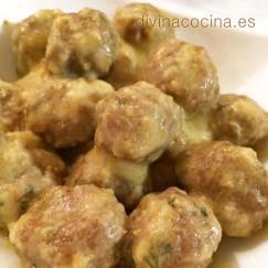 albondigas-con-crema-de-champinones