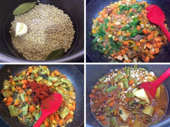 alubias-con-verduras-paso-a-paso