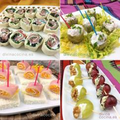 Buffet fr o de fiesta archives divina cocina divina cocina - Cenas especiales para hacer en casa ...