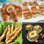 7 aperitivos con hojaldre para invitados