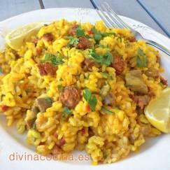 arroz-chacinero