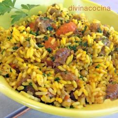 arroz-rapido-carne-verduras