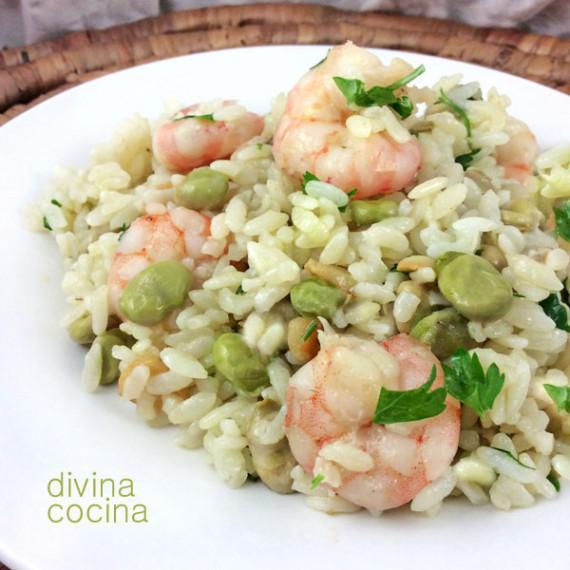 arroz-salteado-con-gambas-al-ajillo
