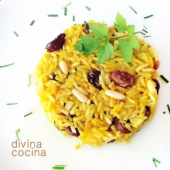 arroz-salteado-con-pasas