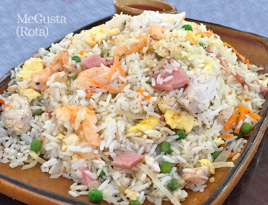 arroz shorty megusta
