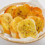 Biscottes aromatizados caseros