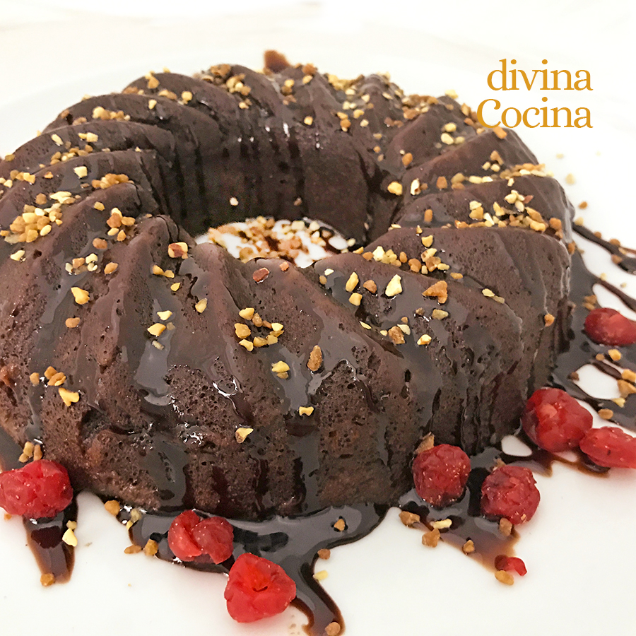 recetas de chocolate faciles