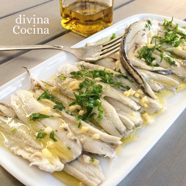 Boquerones en vinagre divina cocina - Boquerones en vinagre duros ...