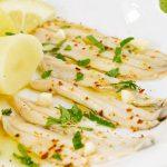 Boquerones al limón marinados
