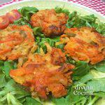 Buñuelos de verdura