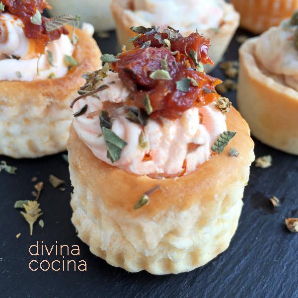 canape-de-queso-y-tomates-secos