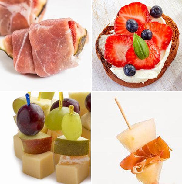 canapes-con-frutas