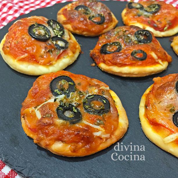 canapes de pizza 1
