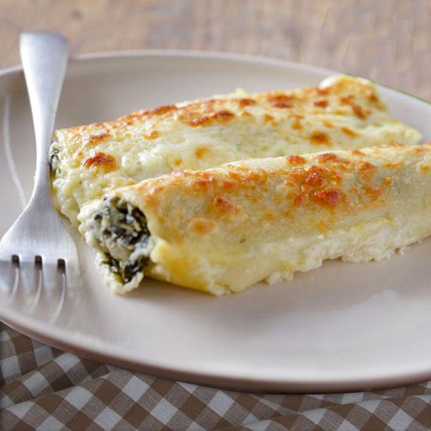 canelones-espinacas-queso