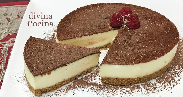 cheesecake chocolate blanco F