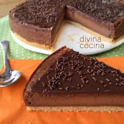 cheesecake-de-chocolate-porcion