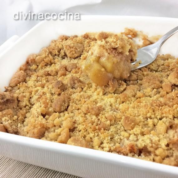 crumble-de-manzana-bandeja