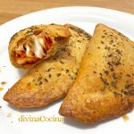 Empanadillas de pizza (Mini-calzone)