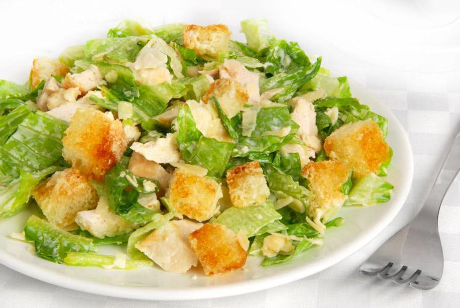 Ensalada c sar r pida y f cil divina cocina for Cocina vegetariana facil y rapida