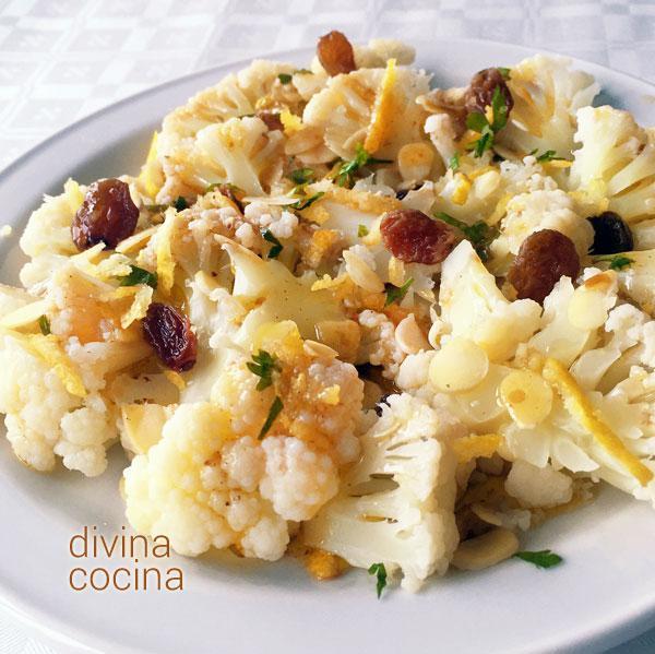 ensalada-coliflor-pasas-almendras-2