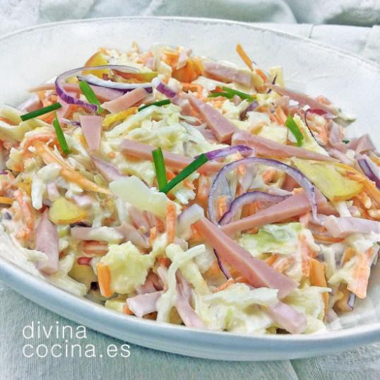 ensalada-de-col-y-manzana