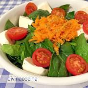 ensalada-de-espinacas-vinagreta-roja