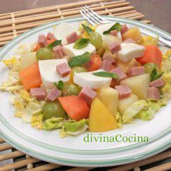 ensalada-de-fruta-y-nozzarella