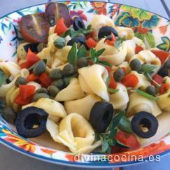 ensalada-de-tortellini