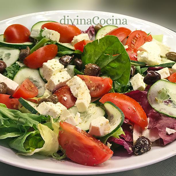 ensalada griega 3