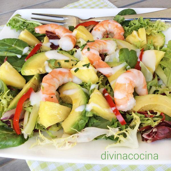 Top 7 ensaladas de fiesta divina cocina - Ensaladas gourmet faciles ...