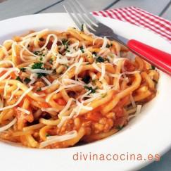 espagueti-bolonesa