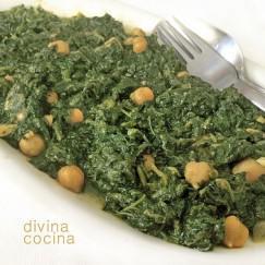 espinacas-con-garbanzos-plato