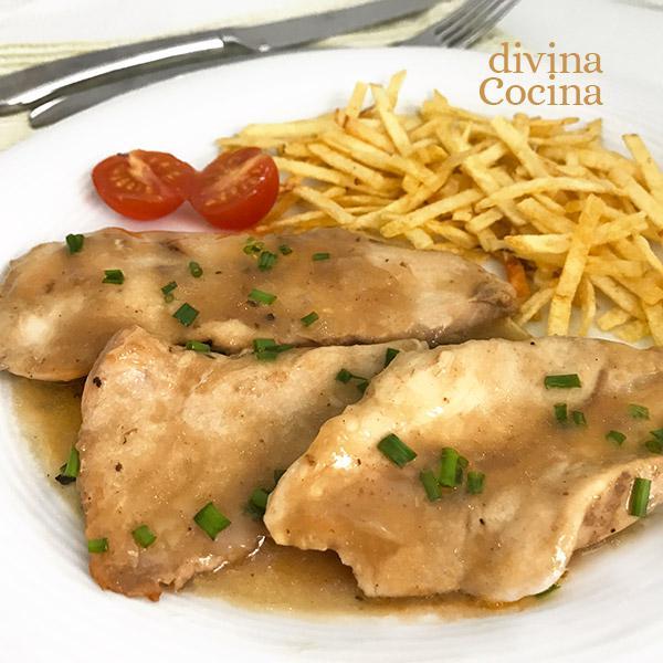 filetes-de-pollo-salsa-rapida