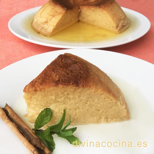 flan-de-manzana