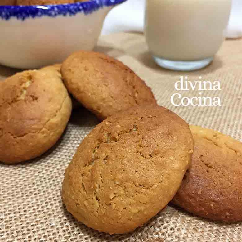 receta galletas campurrianas