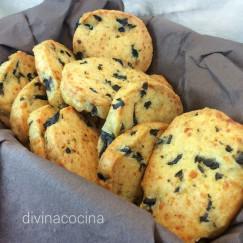 galletas-saladas-de-queso-y-aceitunas
