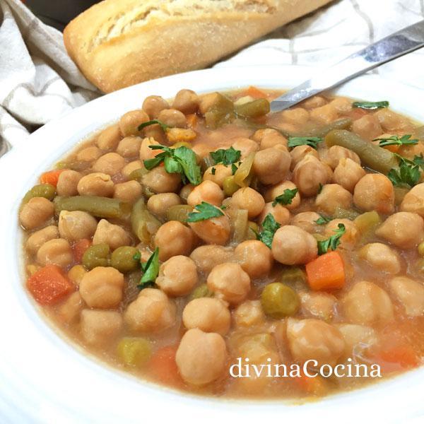 garbanzos-con-verduras