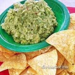 guacamole-receta-original