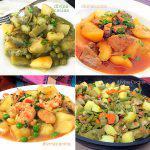 7 guisos caseros con patatas