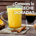 Beneficios de la leche dorada (Golden Milk)