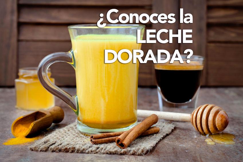 leche dorada curcuma golden milk
