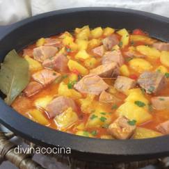 marmitako-cazuela