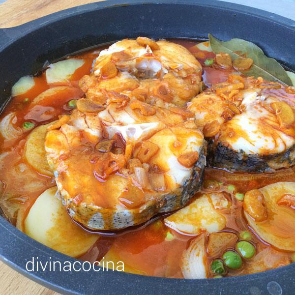 Bonito como cocinar la merluza fotos como preparar un for Cocinar filetes de merluza