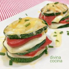 milhoja-calabacin-queso-pimiento