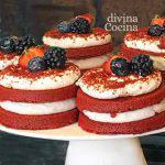 Pastelillos Red Velvet
