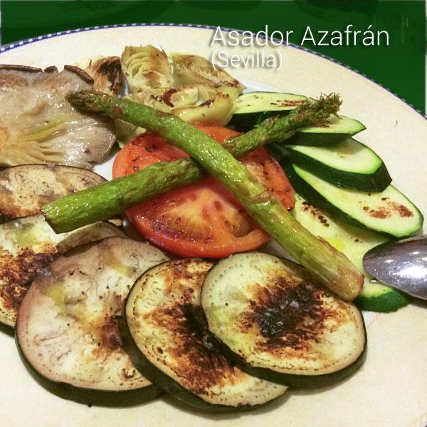 parrillada de verduras divina cocina