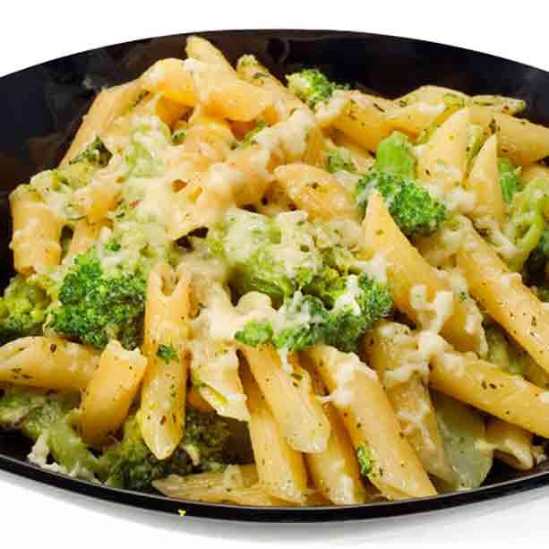 Pasta con br coli y queso divina cocina for Maneras de cocinar brocoli