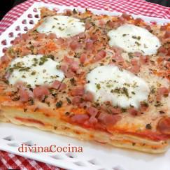 pastel-de-pan-de-molde-tipo-pizza